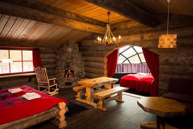 Lapland: nơi lý tưởng nhất để đón Giáng sinh tuyết trắng - Ảnh 16.