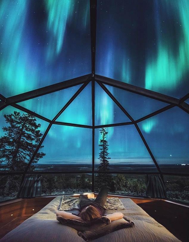 Lapland: nơi lý tưởng nhất để đón Giáng sinh tuyết trắng - Ảnh 14.