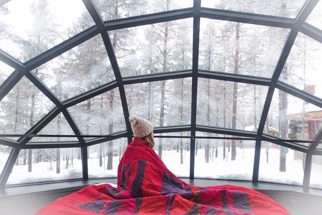 Lapland: nơi lý tưởng nhất để đón Giáng sinh tuyết trắng - Ảnh 19.