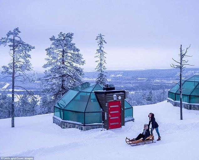 Lapland: nơi lý tưởng nhất để đón Giáng sinh tuyết trắng - Ảnh 15.
