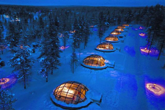 Lapland: nơi lý tưởng nhất để đón Giáng sinh tuyết trắng - Ảnh 11.