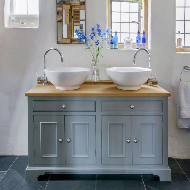 6 ghi nhớ nếu bạn muốn tái sử dụng đồ nội thất cũ cho phòng tắm - Ảnh 5.