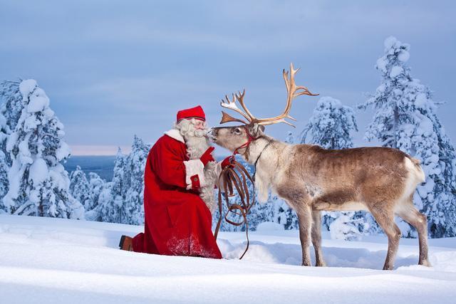 Lapland: nơi lý tưởng nhất để đón Giáng sinh tuyết trắng - Ảnh 4.