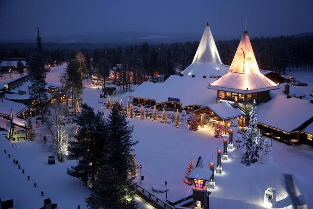 Lapland: nơi lý tưởng nhất để đón Giáng sinh tuyết trắng - Ảnh 7.