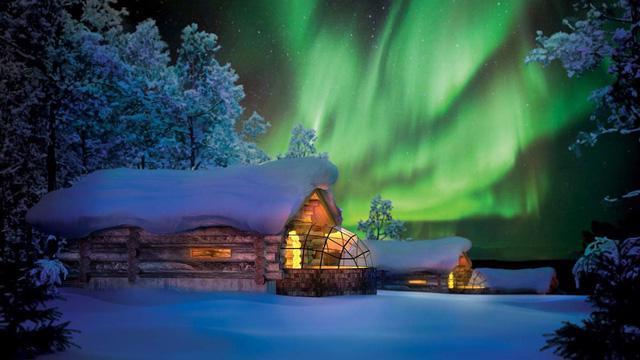 Lapland: nơi lý tưởng nhất để đón Giáng sinh tuyết trắng - Ảnh 12.