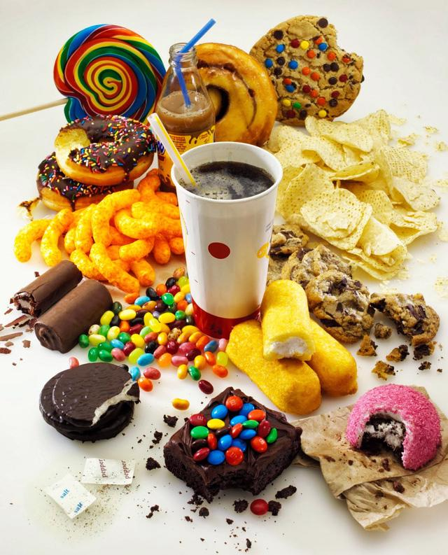 Gan nhiễm mỡ có thể là do ăn nhiều đường fructose - Ảnh 2.