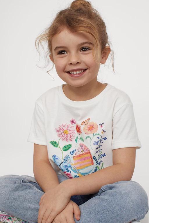 H&M ra mắt bộ sưu tập thời trang bền vững cho trẻ em - Ảnh 4.
