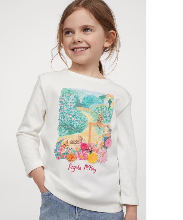 H&M ra mắt bộ sưu tập thời trang bền vững cho trẻ em - Ảnh 7.