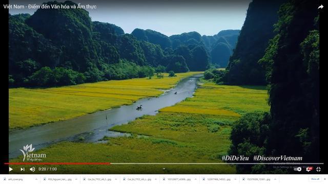 Clip quảng bá du lịch Việt Nam vượt mốc 1 triệu lượt xem - Ảnh 2.