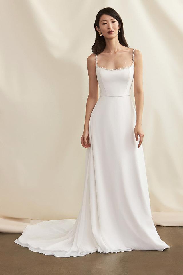 10 bộ váy cô dâu đẹp nhất mùa cưới này - Ảnh 5.