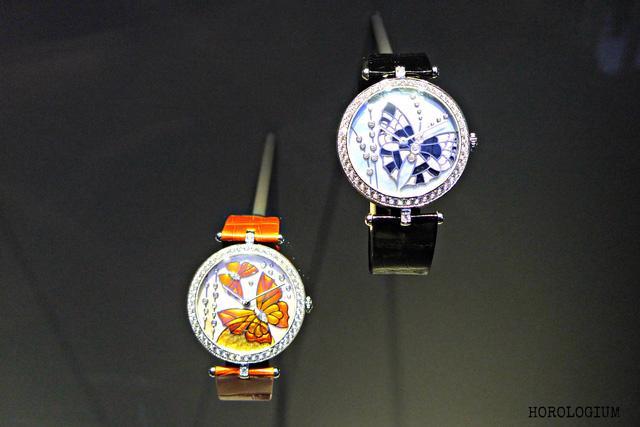 Van Cleef & Arpels: những kiệt tác đồng hồ trang sức - Ảnh 9.