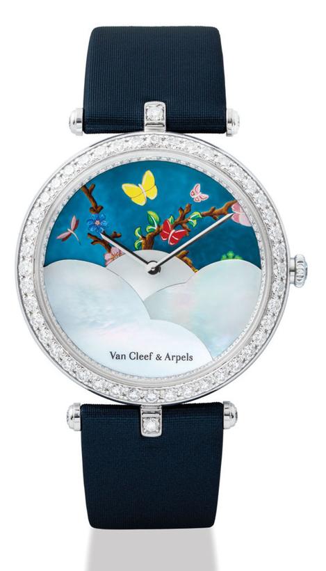 Van Cleef & Arpels: những kiệt tác đồng hồ trang sức - Ảnh 2.