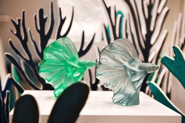 Lalique – thương hiệu pha lê cao cấp chính thức ra mắt tại Hà Nội - Ảnh 2.