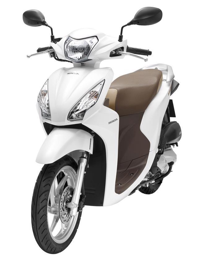 Honda Việt Nam giới thiệu xe ga Vision mới tích hợp smartkey - Ảnh 2.