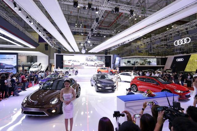 Vietnam Motor Show 2019 hé lộ thông tin hấp dẫn trước thềm khai mạc - Ảnh 1.