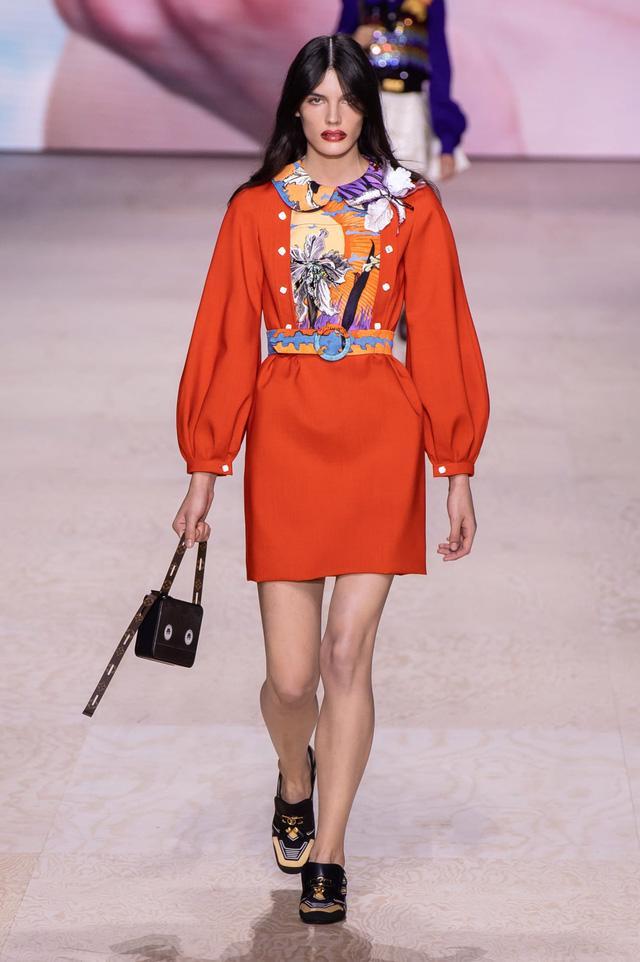 BST Xuân – Hè 2020 của Louis Vuitton: năm 1970 đã trở lại - Ảnh 20.