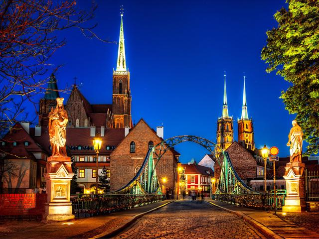 Wroclaw – không khí Giáng sinh Trung cổ kỳ diệu - Ảnh 1.