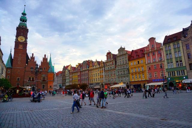 Wroclaw – không khí Giáng sinh Trung cổ kỳ diệu - Ảnh 3.