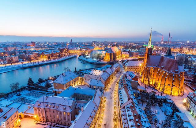 Wroclaw – không khí Giáng sinh Trung cổ kỳ diệu - Ảnh 13.