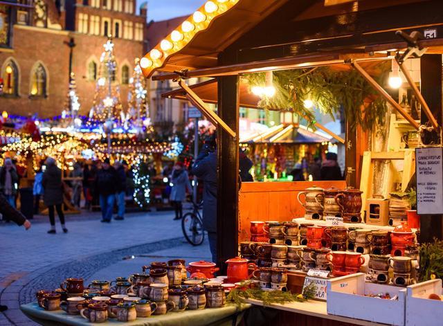 Wroclaw – không khí Giáng sinh Trung cổ kỳ diệu - Ảnh 16.
