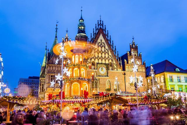 Wroclaw – không khí Giáng sinh Trung cổ kỳ diệu - Ảnh 17.