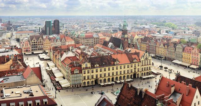 Wroclaw – không khí Giáng sinh Trung cổ kỳ diệu - Ảnh 4.