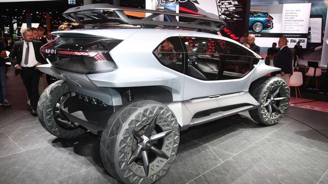 Nhiều mẫu ô tô điện xuất hiện tại IAA Frankfurt 2019 - Ảnh 3.