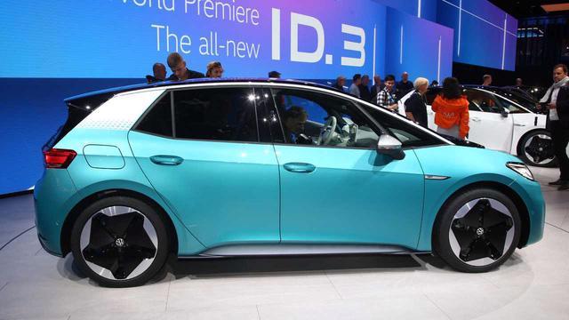 Nhiều mẫu ô tô điện xuất hiện tại IAA Frankfurt 2019 - Ảnh 4.