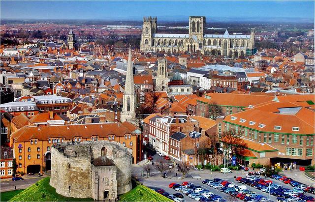 Thăm thành phố York để nghe kể chuyện ma - Ảnh 1.