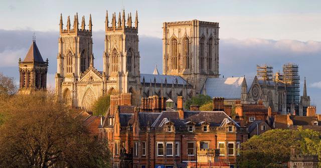 Thăm thành phố York để nghe kể chuyện ma - Ảnh 4.