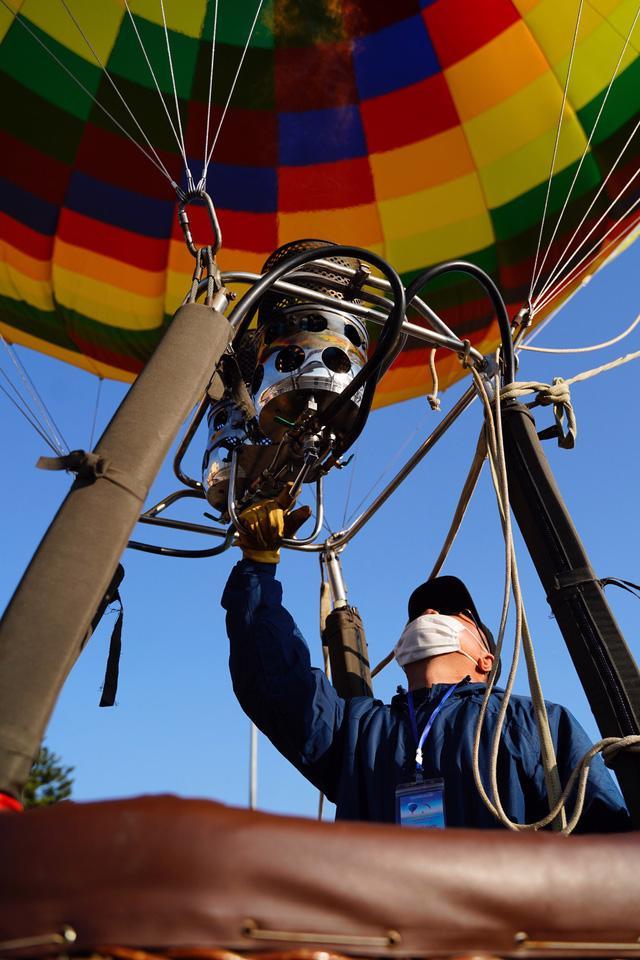 Đến Lai Châu khai mạc giải dù lượn và ngắm khinh khí cầu - Ảnh 7.