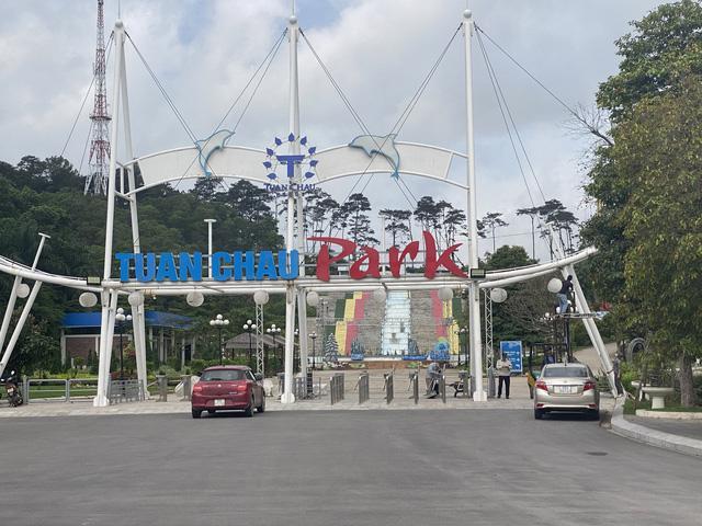 Sân Golf Tuần Châu sắp đi vào hoạt động - Ảnh 1.