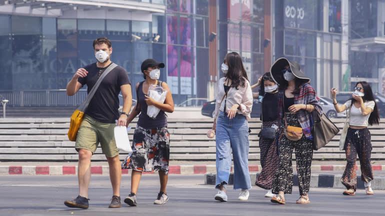 Tồi tệ hơn Covid, khủng hoảng ô nhiễm không khí ở châu Á nghiêm trọng thế nào? - Ảnh 1.