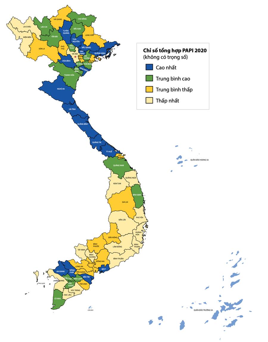 Quảng Ninh dẫn đầu cả nước về hiệu quả quản trị và hành chính công - Ảnh 2.