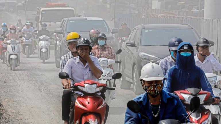 Tồi tệ hơn Covid, khủng hoảng ô nhiễm không khí ở châu Á nghiêm trọng thế nào? - Ảnh 5.