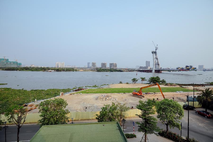 Sắp xuất hiện quảng trường mới của Sài Gòn - Grand Marina ngay bờ sông Quận 1 - Ảnh 1.