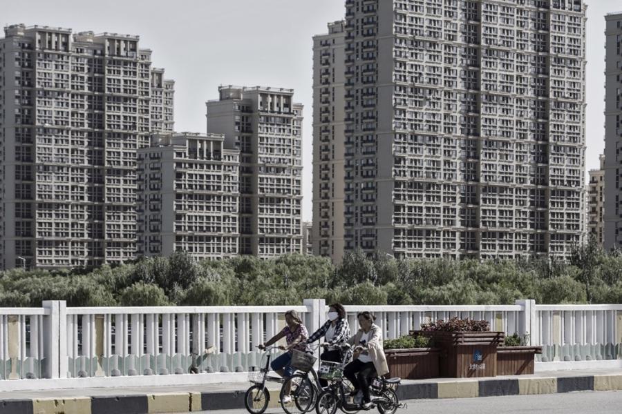 Giấc mơ đánh thuế bất động sản của Trung Quốc - Ảnh 1.