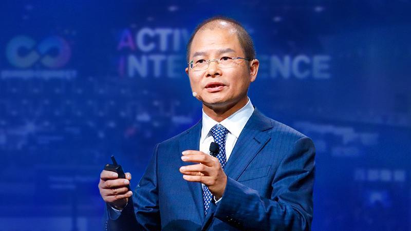 """Chủ tịch Huawei: """"Thế giới thiếu chíp vì Mỹ"""" - Ảnh 1."""
