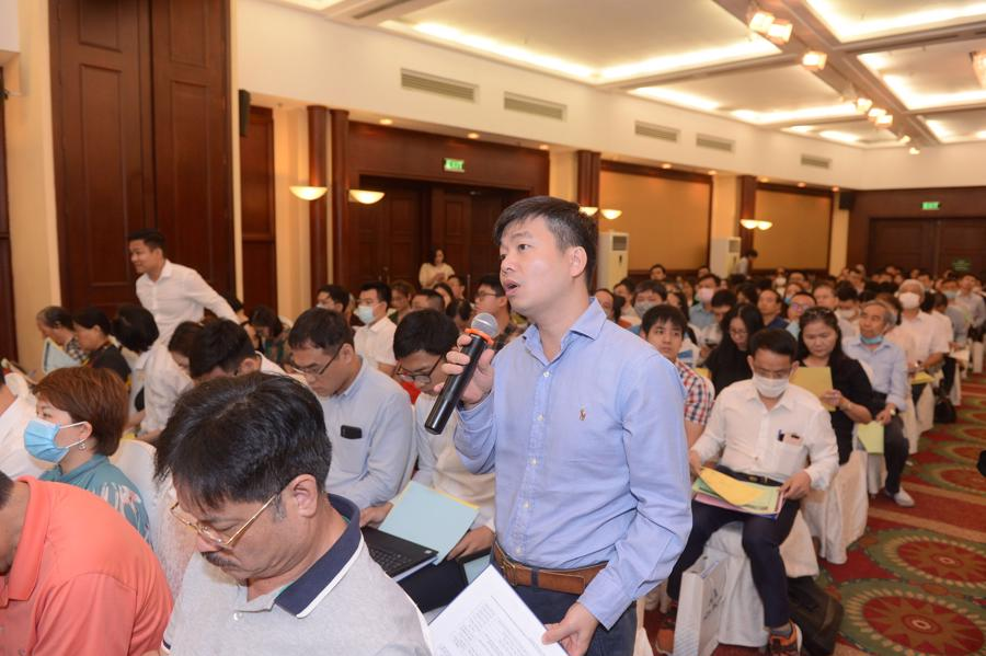 """Ông Trần Đình Long: """"Không ai làm thép mãi, Hoà Phát phải đa ngành, M&A bất động sản"""" - Ảnh 1."""