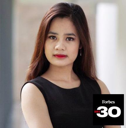 """Hai nữ doanh nhân 9X Việt vào top """"Forbes Under 30 Asia"""" năm 2021 - Ảnh 1."""