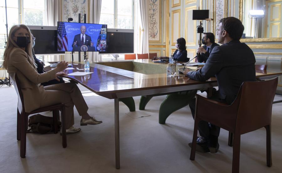 Thượng đỉnh Khí hậu Toàn cầu: Mỹ đặt mục tiêu tham vọng, giành lại vị thế dẫn đầu - Ảnh 2