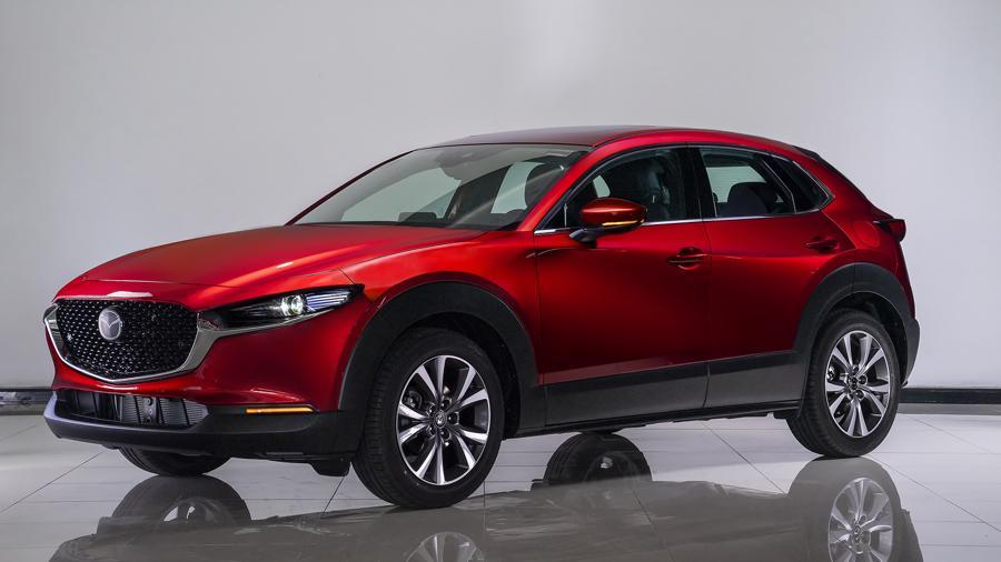 Mazda CX-30 có kích thước nằm giữa phân khúc SUV cỡ B và cỡ C nên hầu như không có đối thủ cạnh tranh trực tiếp.