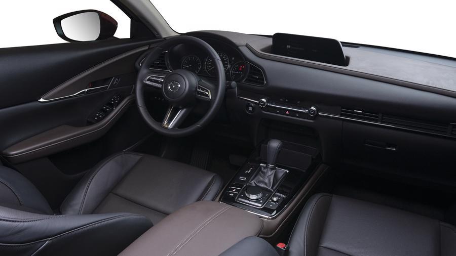 Mazda CX-30 được trang bị nhiều công nghệ hiện đại, một ưu điểm thường thấy của các mẫu xe Mazda tại thị trường Việt Nam.