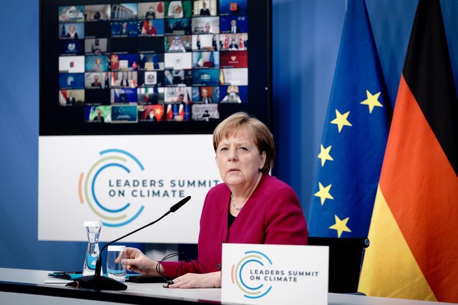 Thượng đỉnh Khí hậu Toàn cầu: Mỹ đặt mục tiêu tham vọng, giành lại vị thế dẫn đầu - Ảnh 1