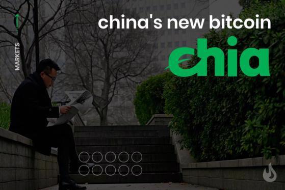 """""""Bitcoin xanh"""" Chia gây sốt ở Trung Quốc - Ảnh 1."""