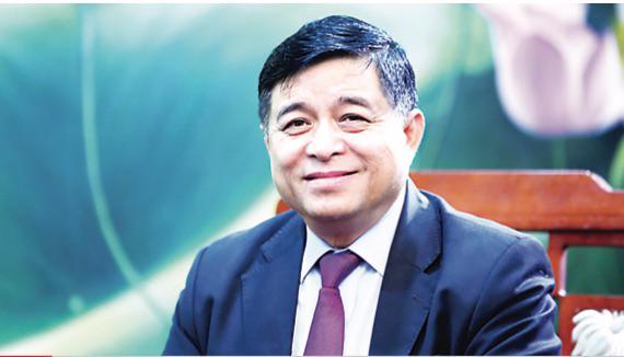 Bộ trưởng Bộ kế hoạch đầu tư