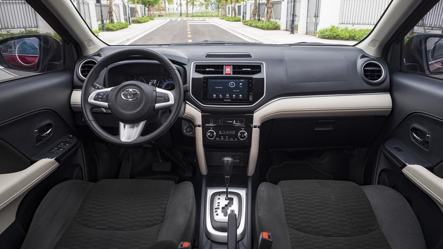 Toyota Rush nội thất