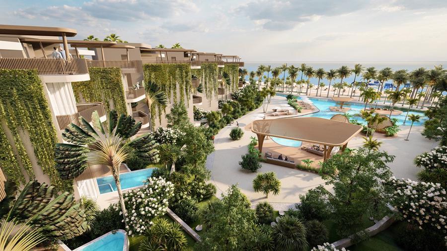 Charm Resort Long Hải: Biệt thự biển phiên bản giới hạn - Ảnh 1