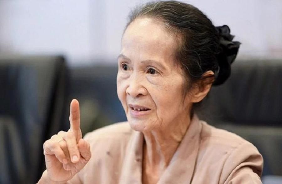 Bà Phạm Chi Lan, chuyên gia kinh tế