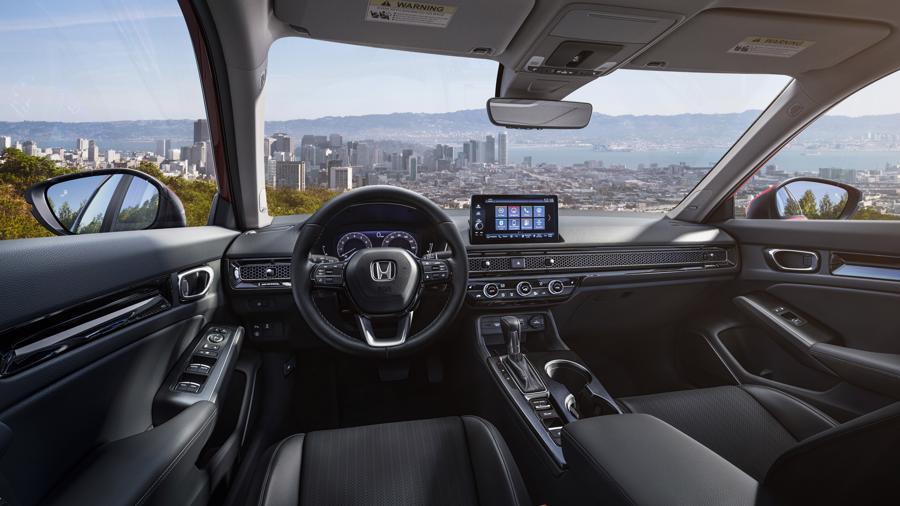Honda Civic 2022 nội thất